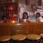 Muk, Uha and Tai make all the good food to us guests