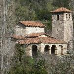 église de santa Maria de Lebiana
