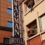 Swagman sign