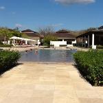swimming pool, beach club, reserva conchal