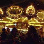 The Carousel Bar was hopping during Mardi Gras
