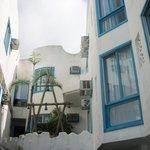 campanario ,se dice que es una replica del campanario de la casa de Pablo Neruda en la Isla Negr