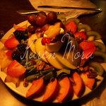primer piso ensalada de frutas2