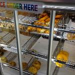 The Bagel selection