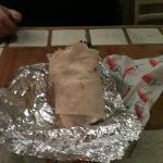 my burrito!