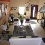 Ground-floor sitting room
