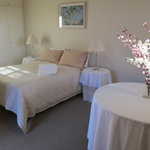 Sunny, spacious rooms