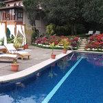 Hotel Estate Mansion & Upper Pool
