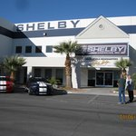 Shelby American entrance