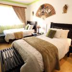 Bonsai Suite comfy enough for two