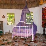 Interior of the Macaw Cabana