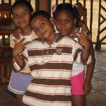 beautiful local children