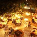 La Cena al Park Hotel Cilento