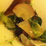 Pear and Candied Walnut Salad
