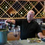 Tasting Room Manager John Cesano