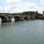 Le vieux Pont Neuf.