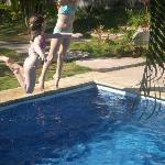 Fuego pool