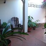 patio exterieure
