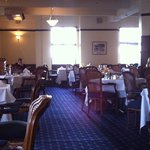 Harbour dining room