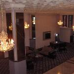 Main Lobby from 2nd Floor