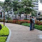 Guyaquil- Malecon Gardens