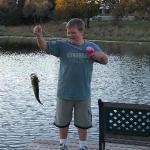 Ain't fishin' fun!