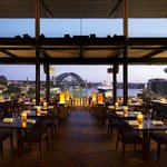 Cafe Sydney main dining
