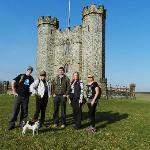 Arundel mini castle