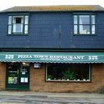 Pizza Town Store Front - St Ives, Cambridgeshire