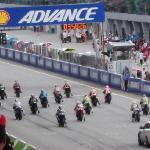 Start grid MotoGP