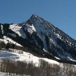 Balcony View of Crested Butte with all levels of terrain
