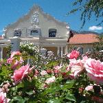 The beautiful Franschhoek Town Hall