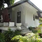 our deluxe villa