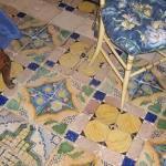 room - Sicilian details