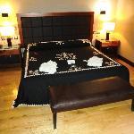 Nuestra habitacion (Junior Suite con terraza)