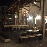 The Stemmerhof Restaurant pation.