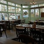 Chambers restaurant inside