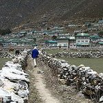 khumjung green valley...