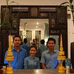 staff de lujo