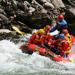 White Water Rafting with Ultimate Decents