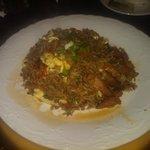Rice dish, very much like Chinese
