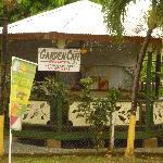 View of Garden Cafe