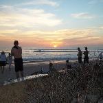 Playa Grande Surf Scene