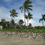 Radisson Blu Denarau Fiji View Of The Hotel Area From The Beach - LoyaltyLobby