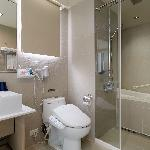 Deluxe double park view room with washlet and Jacuzzi bathtub