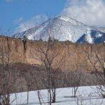 Dike of W Spanish Peak
