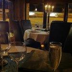 General view in restaurant