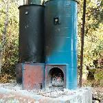 boiler a legna