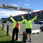 Peter & Julie excited for Melbourne's Grand Prix