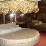 Il letto tondo